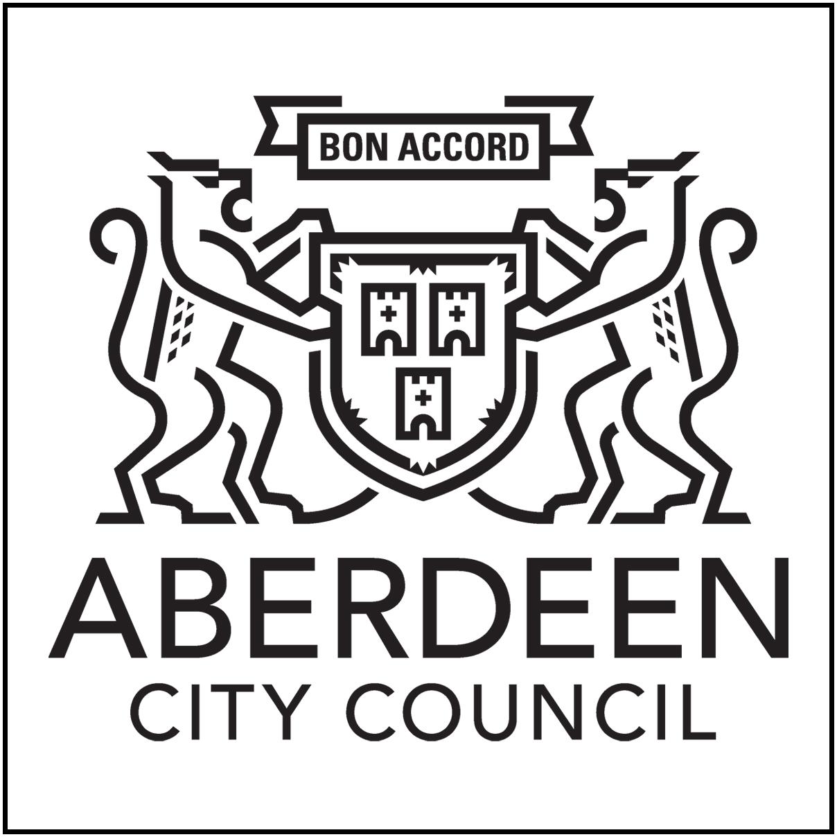Aberdeen City Council logo