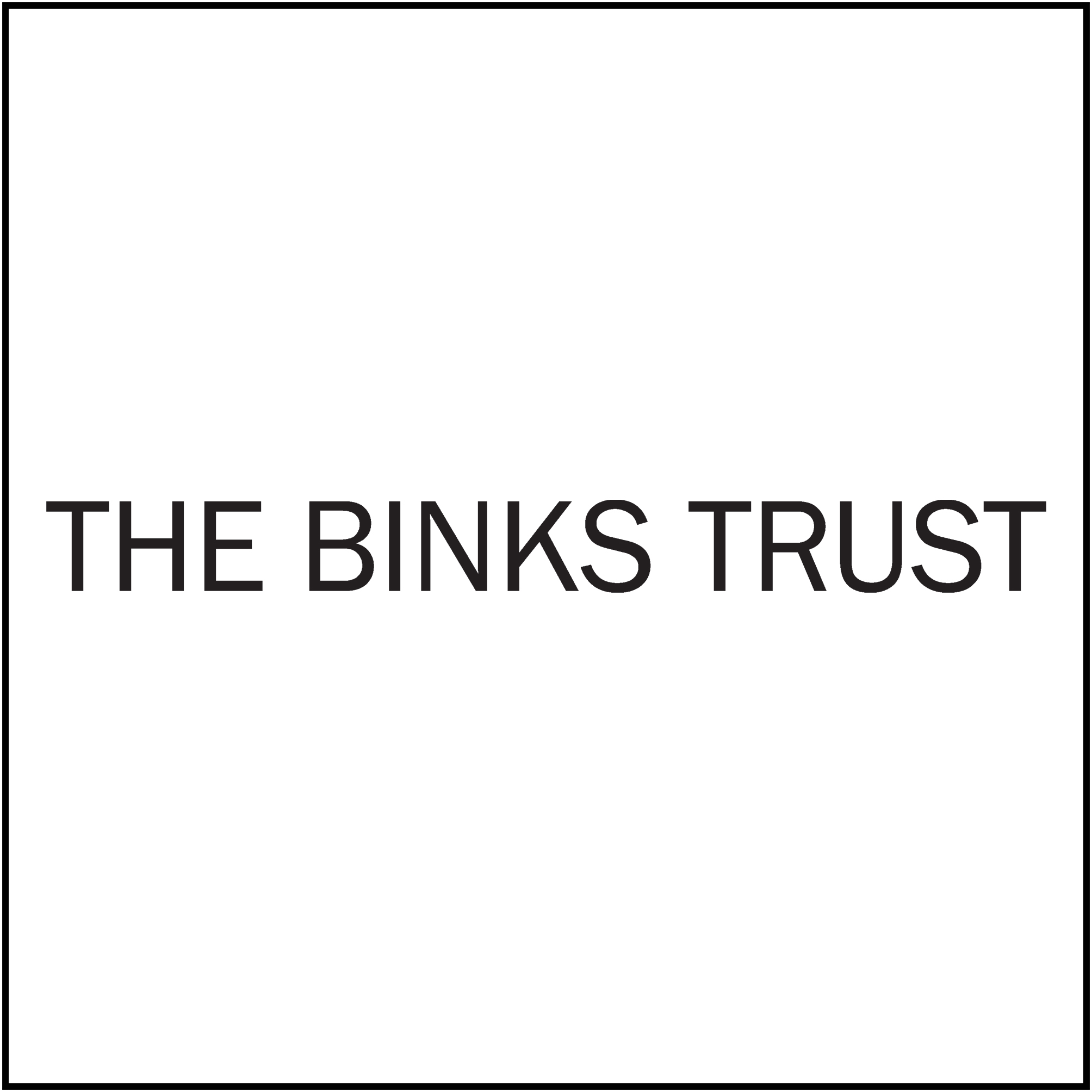 Binks Trust logo