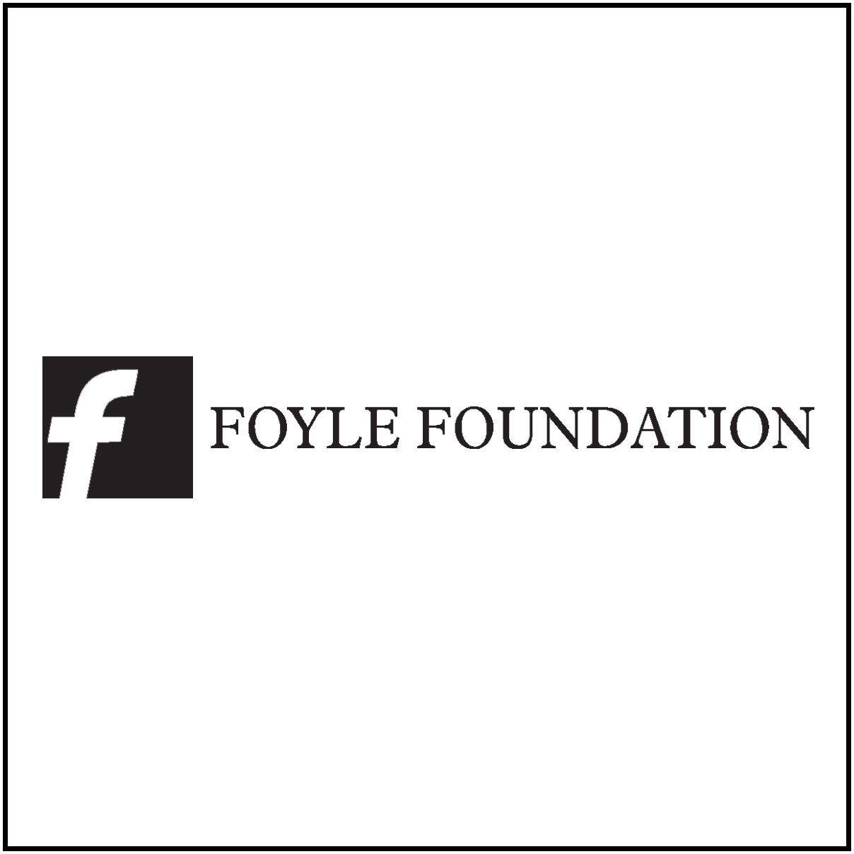 Foyle Foundation logo